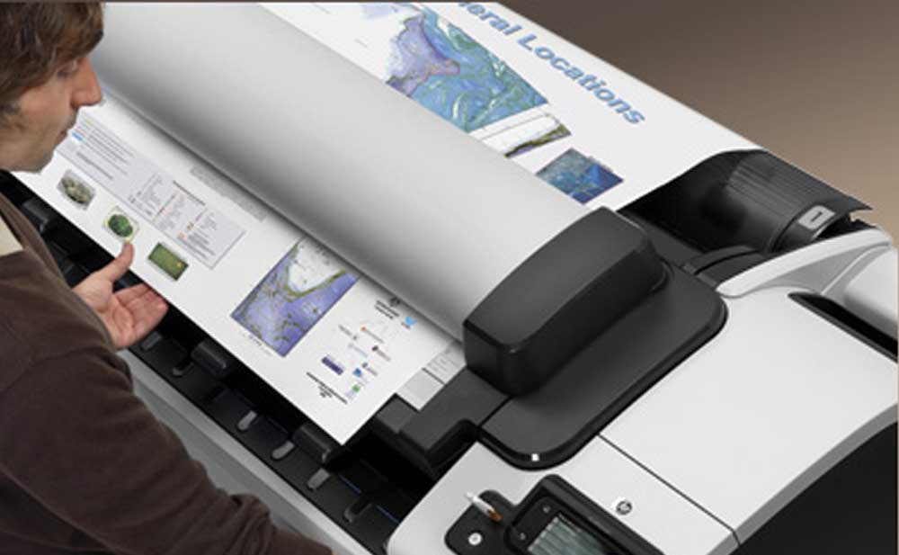 HP Designjet Plotter Repair Technician